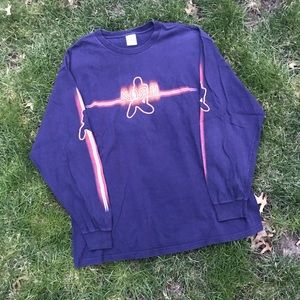 Vintage 90s KORN Longsleeve Tour Shirt EUC RARE